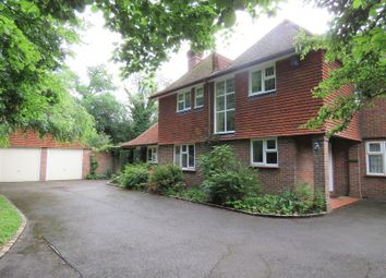 Thumbnail 4 bed detached house to rent in Daws Hill Lane, High Wycombe