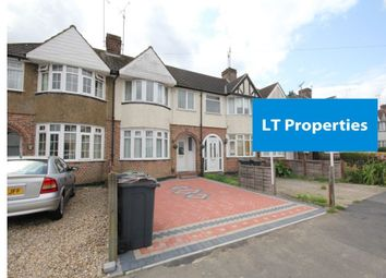 Thumbnail 3 bedroom terraced house to rent in Hurst Way, Luton