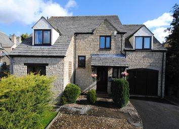 Thumbnail 4 bed detached house for sale in Cotswold Meadow, Curbridge, Witney