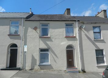 Thumbnail 3 bedroom terraced house to rent in Meyrick Street, Pembroke Dock