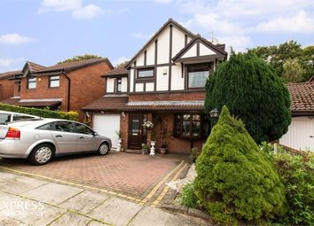 Thumbnail 4 bed detached house for sale in Sandicroft Road, Liverpool, Merseyside