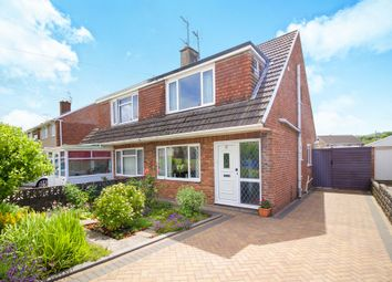 Thumbnail 3 bed semi-detached bungalow for sale in Heol Fawr, North Cornelly, Bridgend