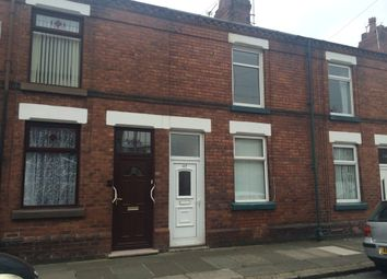 Thumbnail 2 bed terraced house to rent in Devon Street, St. Helens