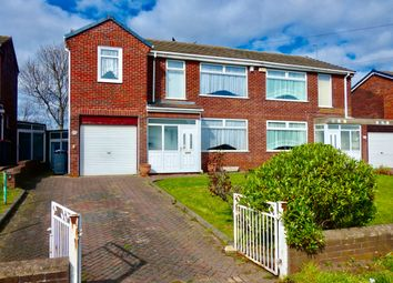 Thumbnail 4 bed semi-detached house for sale in Doncaster Road, Rotherham