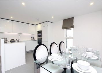 Thumbnail 3 bedroom flat to rent in Dance Square, 76 Central Street, Clerkenwell, Islington, London