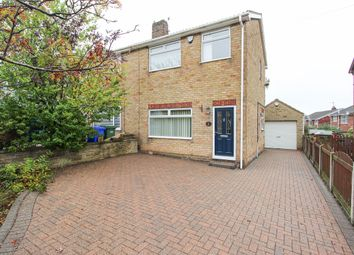 Thumbnail 3 bed semi-detached house for sale in Dunston Lane, Dunston, Chesterfield