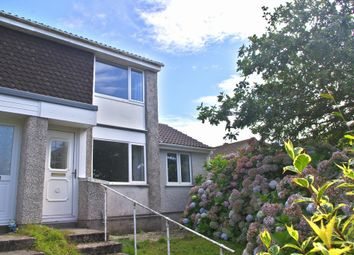 Thumbnail 3 bed end terrace house to rent in Messack Close, Falmouth