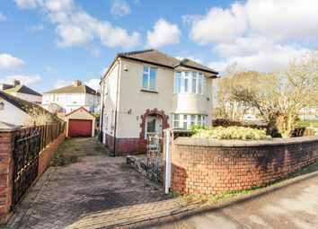 3 bed detached house for sale in Malpas Road, Newport NP20