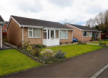 Thumbnail 2 bed detached bungalow for sale in Orchard Close, Northwich