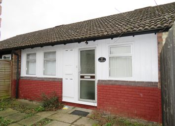 Thumbnail 3 bed terraced bungalow for sale in Hills Close, Great Linford, Milton Keynes