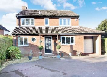 Thumbnail 4 bed detached house for sale in Barnes Lane, Sarisbury Green, Southampton