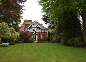 Thumbnail 6 bed detached house for sale in Waverley Drive, Camberley