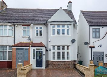 Thumbnail 3 bed end terrace house for sale in Ridgeview Road, Whetstone, London