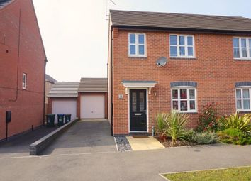 Thumbnail 3 bed end terrace house to rent in Anglian Way, Coventry