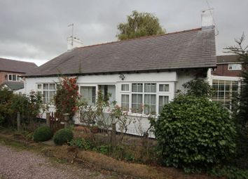 Thumbnail 3 bed detached bungalow for sale in West Drive, Heswall, Wirral