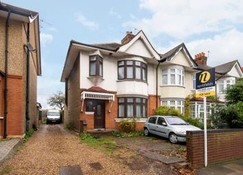 Thumbnail 3 bed semi-detached house for sale in Boston Manor Road, Brentford