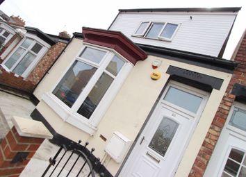 4 bed terraced house for sale in Hendon Valley Road, Hendon, Sunderland SR2