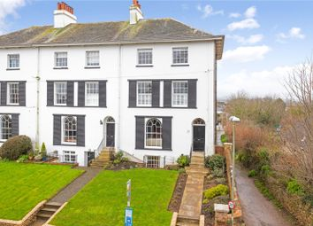 Thumbnail 4 bed semi-detached house for sale in Elm Grove Road, Topsham, Exeter