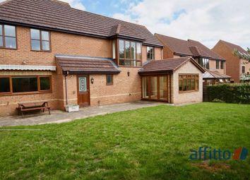 Thumbnail 5 bed detached house to rent in Hugh Parke Close, Loughton, Milton Keynes
