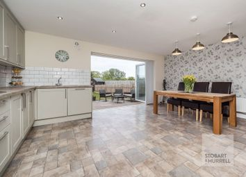 Thumbnail 4 bed detached bungalow for sale in Coltishall Road, Buxton, Norfolk