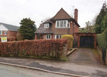 Thumbnail 3 bed detached house for sale in Westwood Park Drive, Leek