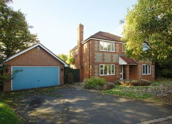 Thumbnail 4 bed detached house to rent in The Birches, High Wycombe