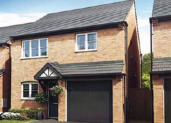 "Thumbnail 3 bed detached house for sale in ""The Farnell"" at Darrall Road, Lawley Village, Telford"