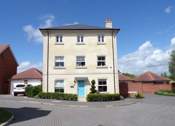 Thumbnail 4 bed detached house for sale in Boulter Road, Andover