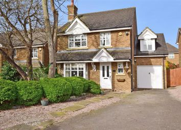 Thumbnail 4 bed detached house for sale in Hoveton Way, Ilford, Essex