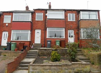 Thumbnail 3 bed terraced house for sale in Benson Gardens, Wortley, Leeds, West Yorkshire