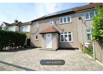 Thumbnail 3 bed semi-detached house to rent in Heaton Avenue, Romford