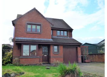 Thumbnail 4 bed detached house for sale in Thriepland Wynd, Perth