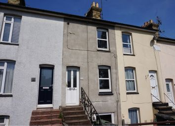 Thumbnail 2 bed terraced house for sale in London Road, Aylesford