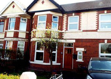 Thumbnail 4 bed semi-detached house for sale in Berwick Road, Little Sutton, Ellesmere Port