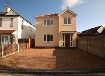 Thumbnail 3 bedroom detached house for sale in North Avenue, Southend-On-Sea