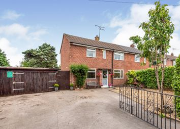 Thumbnail 2 bed end terrace house for sale in Pennycroft Road, Uttoxeter