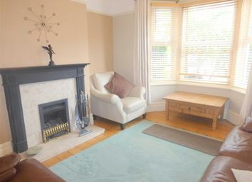 Thumbnail 3 bedroom terraced house to rent in St Margarets Road, Swindon, Wiltshire