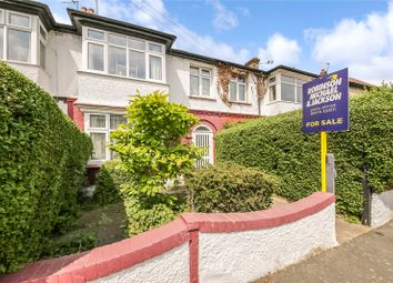 Thumbnail 4 bed terraced house for sale in Hollybush Road, Gravesend, Kent