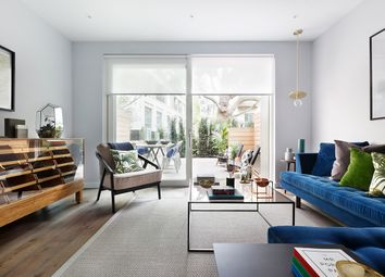 Thumbnail 4 bedroom town house for sale in Wansey Street, London
