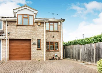 Thumbnail 4 bed semi-detached house for sale in Yarnacott, Southend-On-Sea