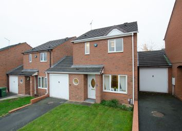 Thumbnail 3 bed property for sale in Slessor Road, Stafford
