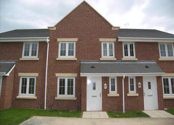 Thumbnail 3 bedroom terraced house to rent in The Sidings, Blackhall Colliery, Hartlepool