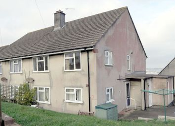 Thumbnail 2 bed flat to rent in Hawthorn Close, Hooe, Plymouth