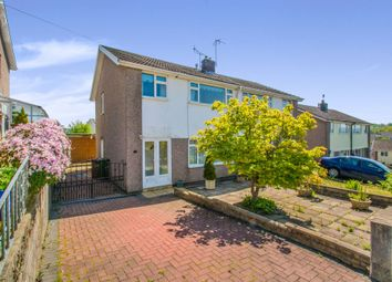 Thumbnail 3 bed semi-detached house for sale in The Spinney, The Bryn, Blackwood