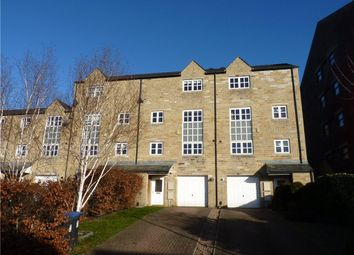Thumbnail 4 bed town house for sale in Canal Road, Riddlesden, Keighley, West Yorkshire