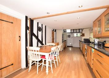Thumbnail 4 bed detached house for sale in Plough Wents Road, Sutton Valence, Maidstone, Kent