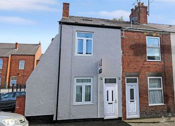 2 bed end terrace house for sale in Alma Street West, Brampton, Chesterfield, Derbyshire S40