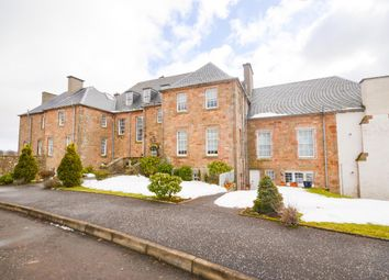 Thumbnail 2 bed flat for sale in Bertram Avenue, Carnwath, Lanark