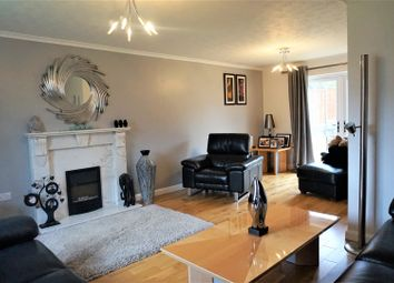 Thumbnail 4 bed detached house for sale in Clinton Close, Swindon, Wiltshire
