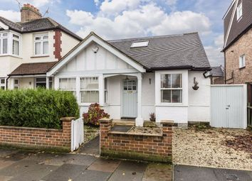Thumbnail 4 bed bungalow to rent in Erlesmere Gardens, London